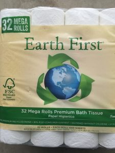 Earth First Bath Tissue EcoTurf of Northern Colorado
