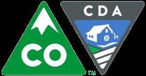 Colorado Department of Agriculture Logo EcoTurf of Northern Colorado